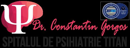 """Spitalul de Psihiatrie Titan """"Dr. Constantin Gorgos"""""""